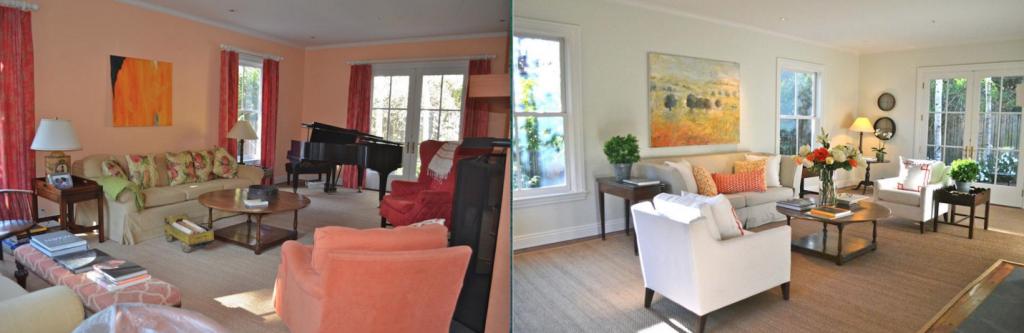 Erfolgreiches Homestaging lässt die Immobilie größer und einladender erscheinen. So können höhere Verkaufspreise erzielt werden.