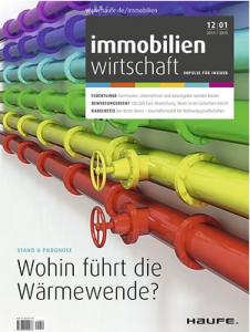 Immobilienwirtschaft Magazin