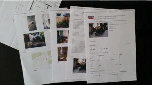 Das Expose-Design kann auch über ein Immobilienportal wie immobilienscout24.de oder immonet.de erstelt werden.